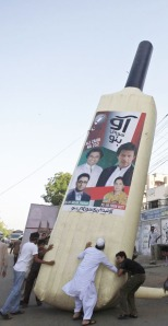 Bat - Election Symbol of PTI
